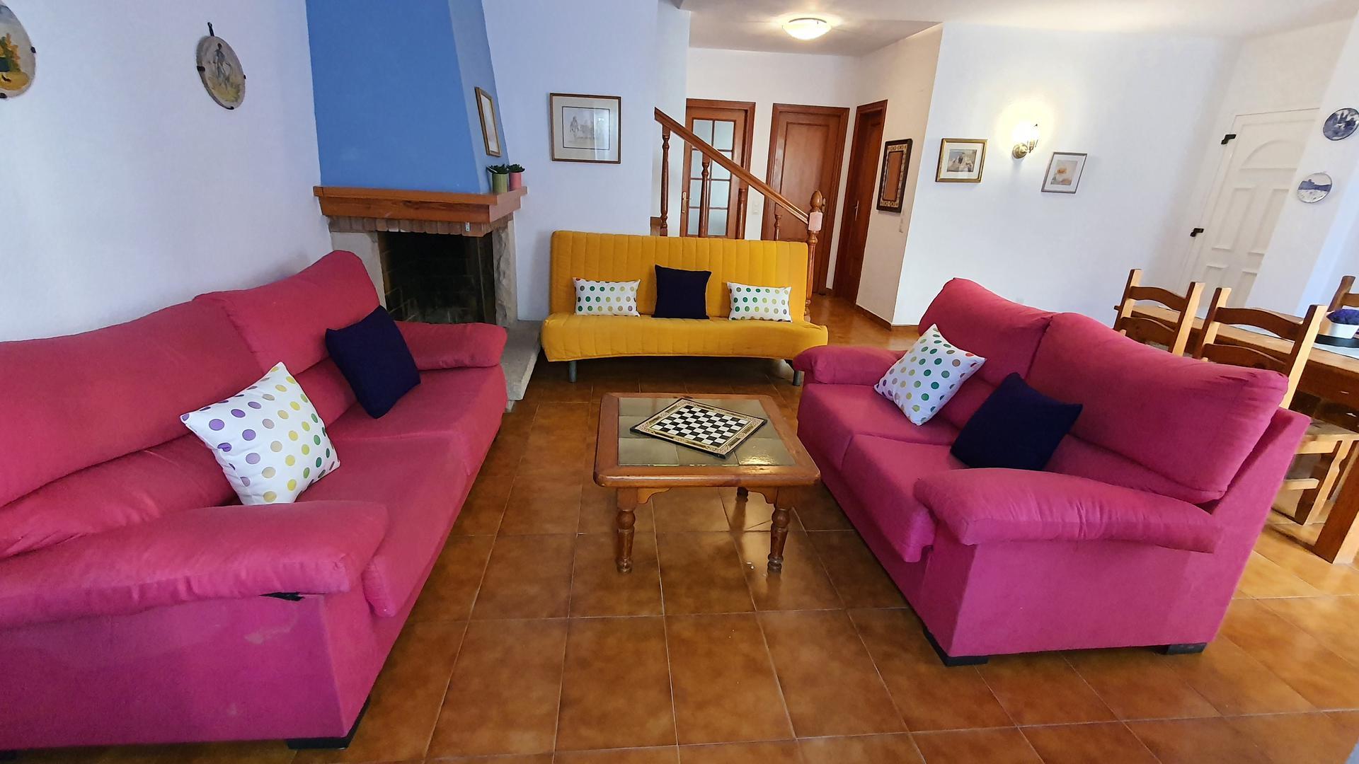 Bungalow -                                       Gandia -                                       3 dormitoris -                                       7 ocupants
