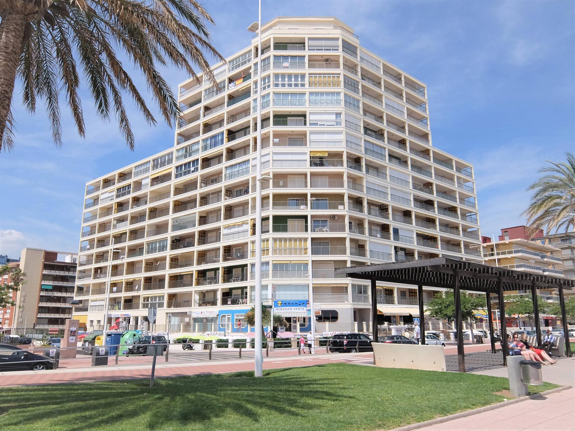 Apartament -                                       Gandia -                                       1 dormitoris -                                       4 ocupants